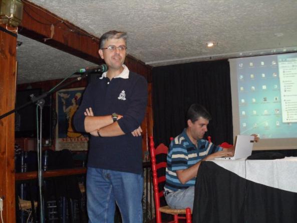 Conferencia 4 - I Jornadas Sevillanas de Misterio