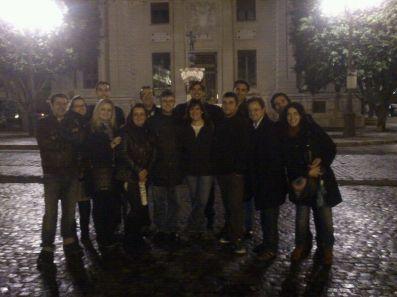 Ruta del Misterio Sevilla 10 Noviembre