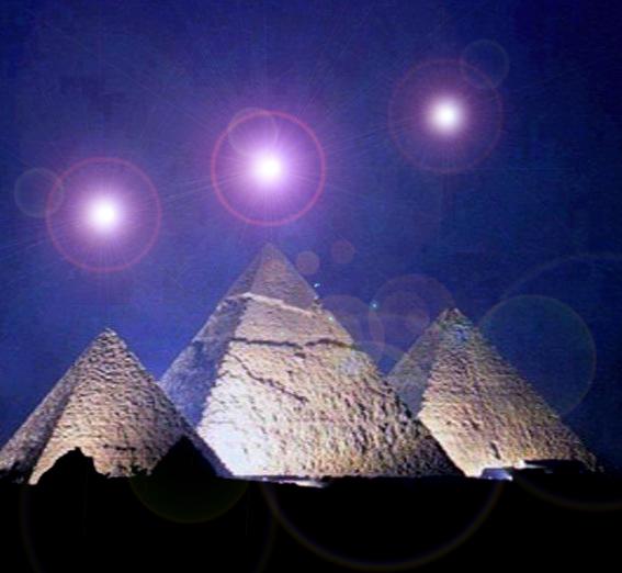 Piramides y Orion