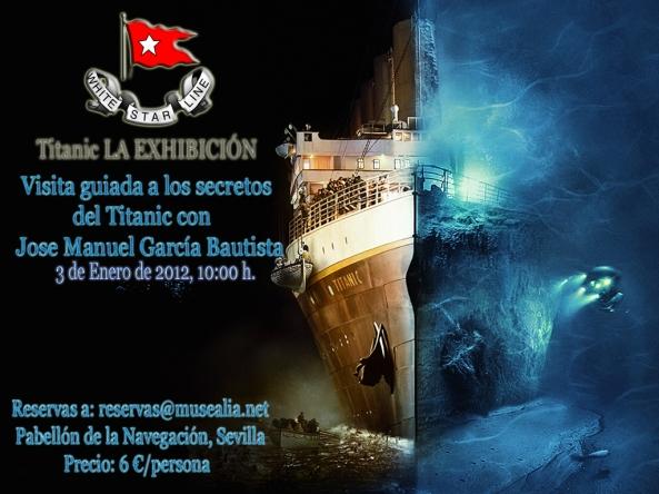 Titanic VISITA EXCEPCIONAL
