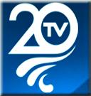 20 Tv Logotipo 2 cadena