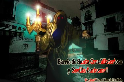 Barrio Santa Cruz Misterioso RUTA