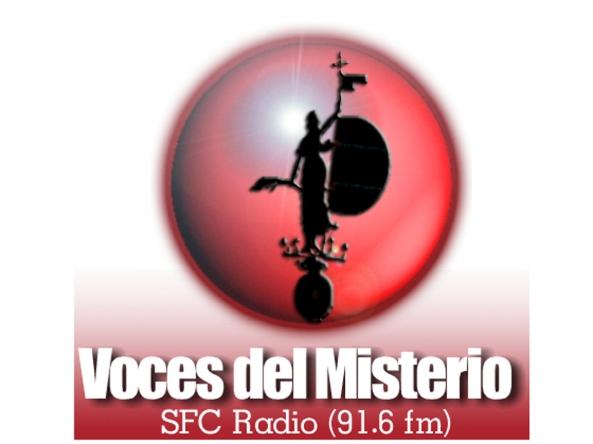 Logotipo VOCES DEL MISTERIO - Sevilla FC Radio - 2013-2014