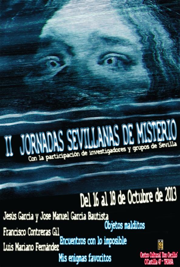 II Jornadas Sevillanas de Misterio