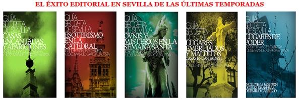 Guia Secreta de Sevilla - Pentalogia