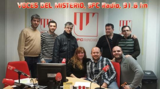 "Equipo ""Voces del Misterio"" SFC Radio 91.6 fm"