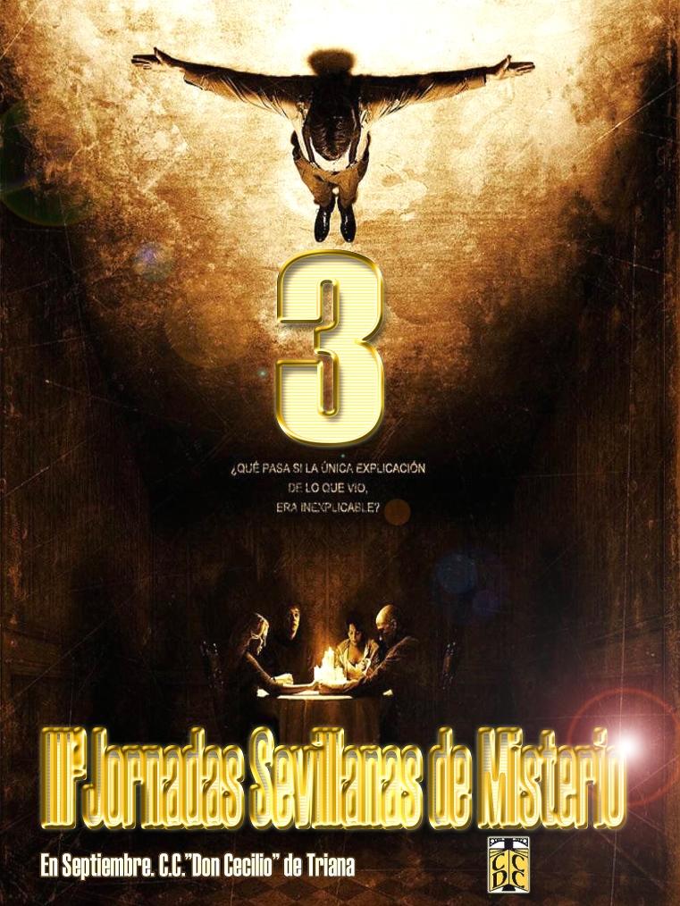 III Jornadas Sevillanas de Misterio
