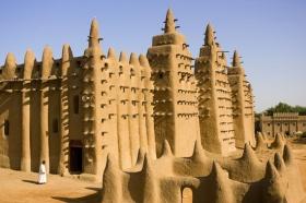 Gran Mezquita Djenné Mali