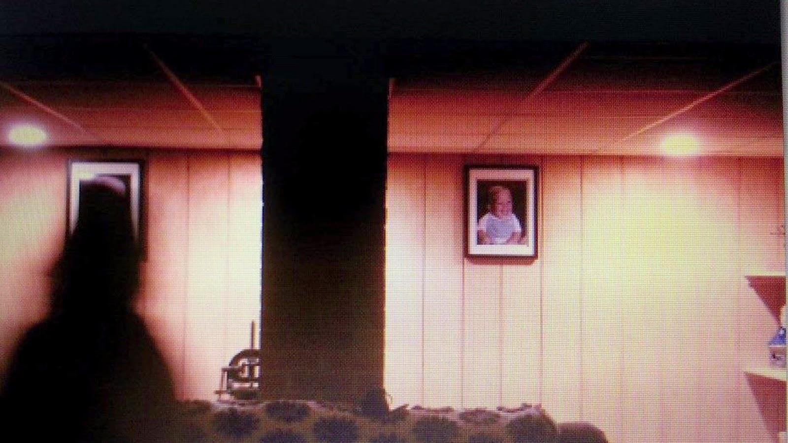 Ee uu fantasma ataca a periodista que filmaba en casa for The hanover house
