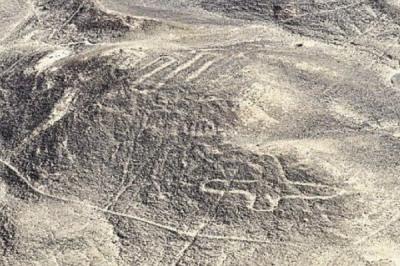 Nuevas líneas de Nazca