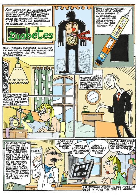 Comic Voces del Misterio 044 - Miedos nocturnos