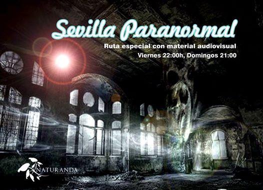 Sevilla Paranormal