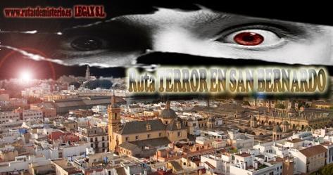 Ruta San Bernardo Misterioso LEGAX