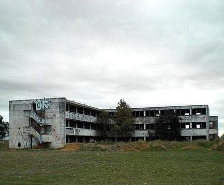 Sanatorio de los Muertos