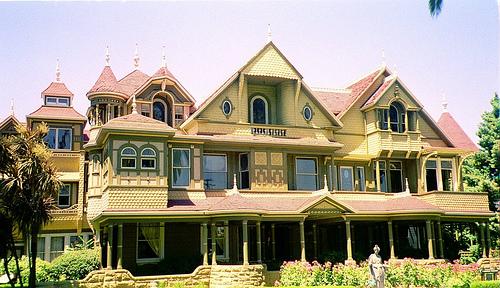 La mansi n winchester el lugar mas embrujado de todos los for La mansion casa hotel telefono