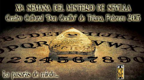 11 Semana del Misterio de Sevilla 2015