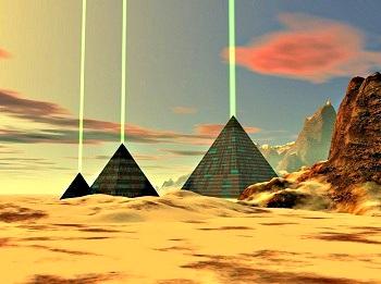 Energia-piramides