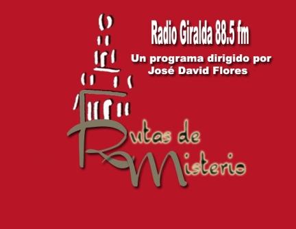 Logo 2 RUTAS DE MISTERIO Radio Giralda