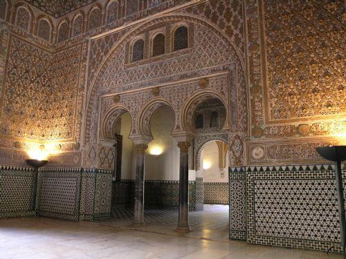 La leyenda de la sala de los azulejos reales alc zares for El rey de los azulejos