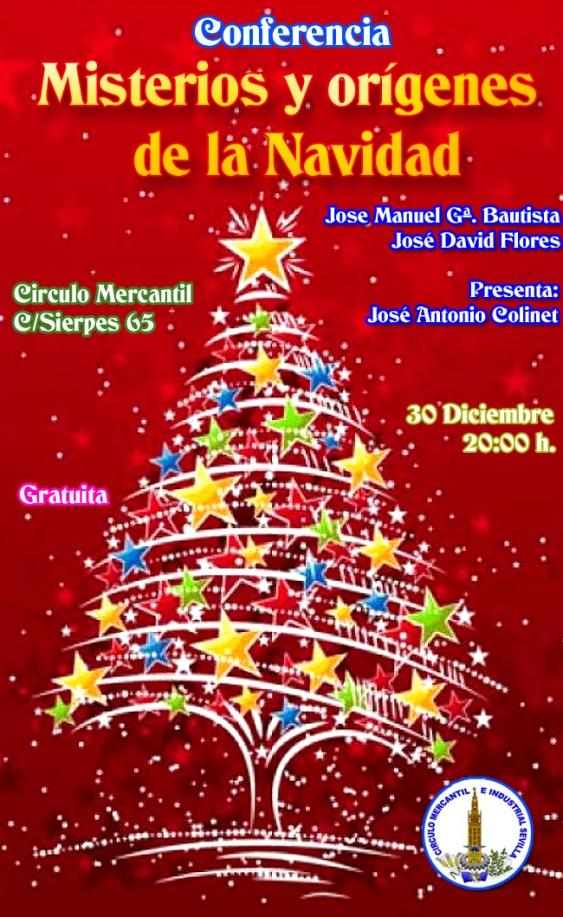 Conferencia Navidad 2015 CMI