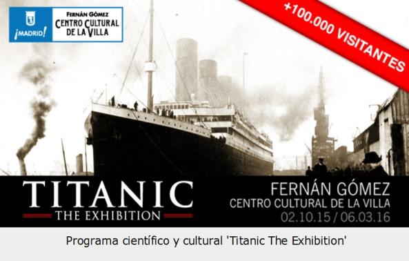 Titanic conferencia