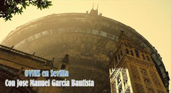 Banner OVNIs en Sevilla