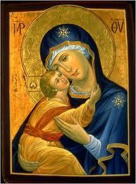 Resultado de imagen de iconografia mariana