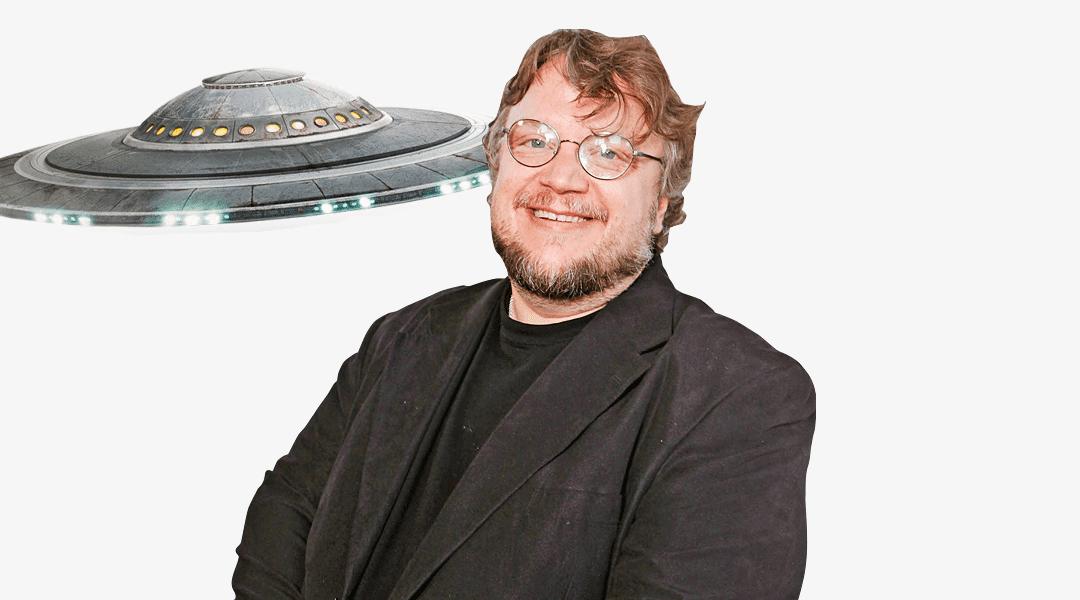 Resultado de imagen de Guillermo del Toro relata su experiencia con un OVNI