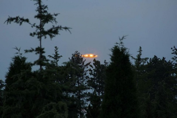 Los dos pilotos avistaron un OVNI, pero el hecho no fue investigado